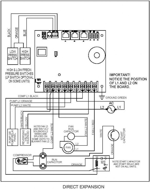 223100502 u control circuit board for cruisair and marine air systems direct expansion wiring diagram for u control board cheapraybanclubmaster Images